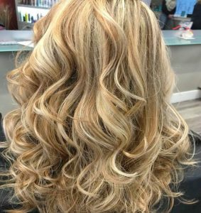 Dimensional hair color in Westborough, MA